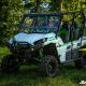 "A Kawasaki Teryx with a 2"" lift kit"