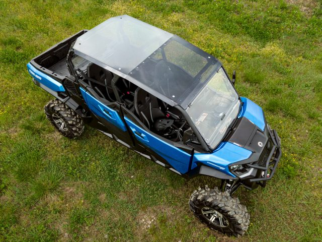 How to Install a Tinted Roof on a Can-Am Commander MAX