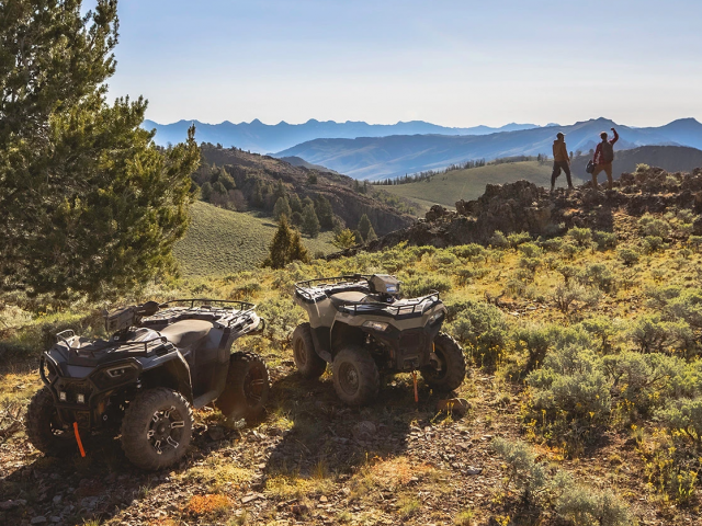 $5M Polaris Donation Helps National Forests Thrive