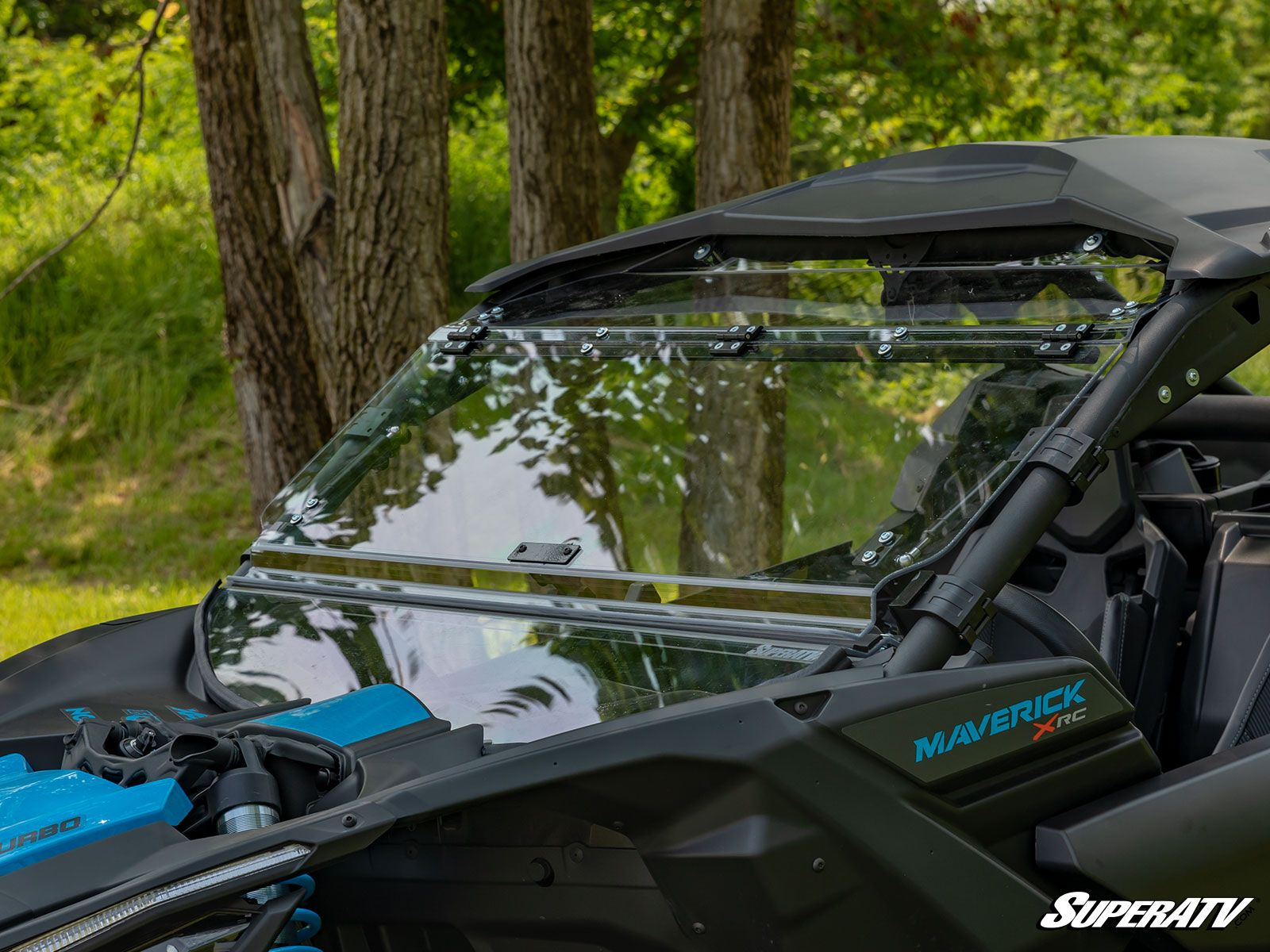 How to Install a Flip Windshield on a Can-Am Maverick X3