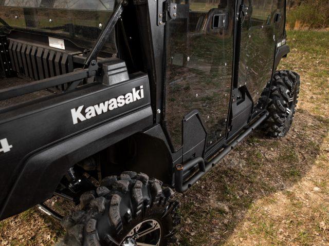 How to Install Heavy-Duty Nerf Bars on a Kawasaki MULE PRO-FXT