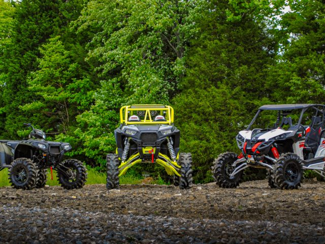 Shop Easier with SuperATV's New My Garage Verified Fitment