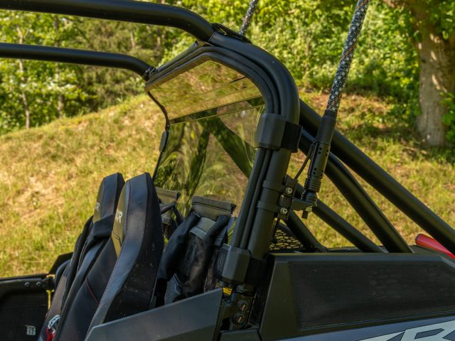 How to Install a Rear Windshield on a Polaris RZR XP Turbo S