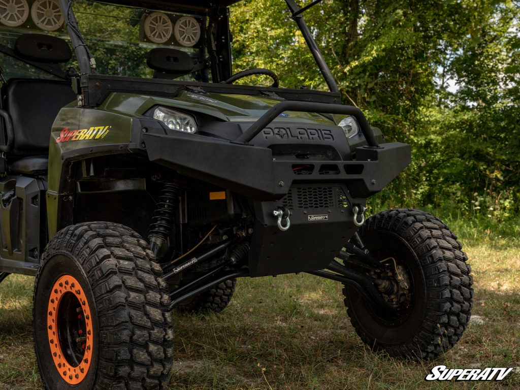 All SuperATV bumpers are designed, manufactured, and tested by off-road lovers just like you.