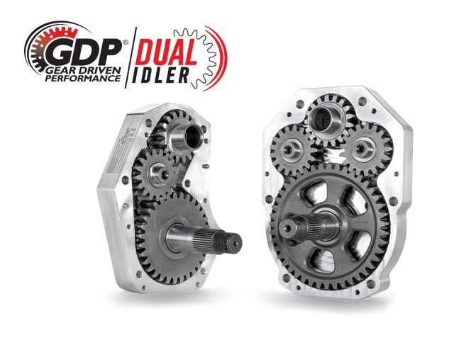 Double the Gears, Double the Thrills—Dual Idler GDP Portals Are Here