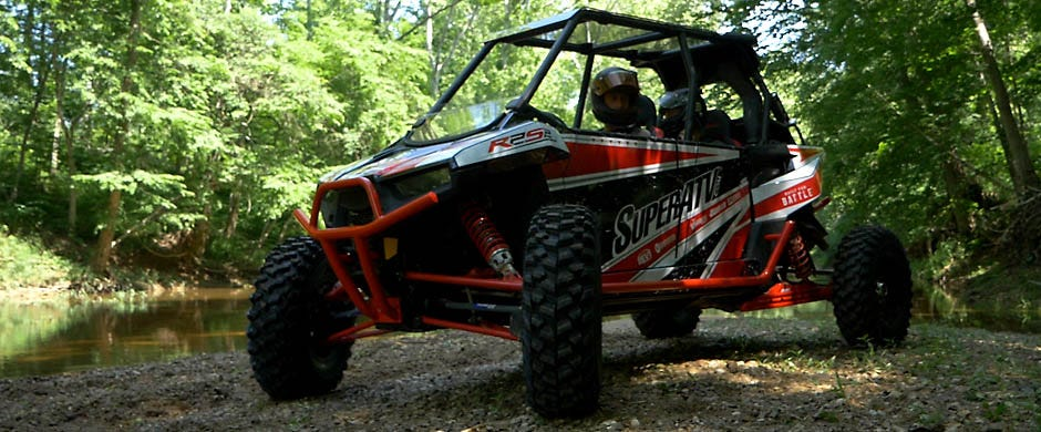 Introducing SuperATV's R2S2—How We Built This Tandem RS1