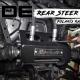 Braden installing a RIDE System Rear Steering Kit