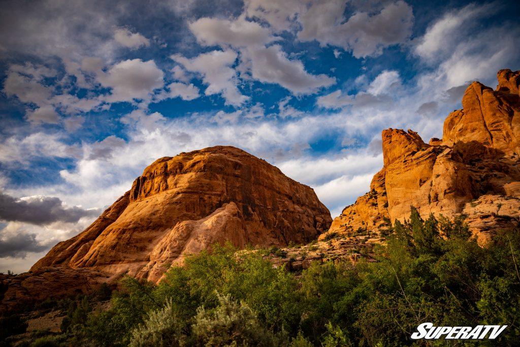 Natural beauty of moab.