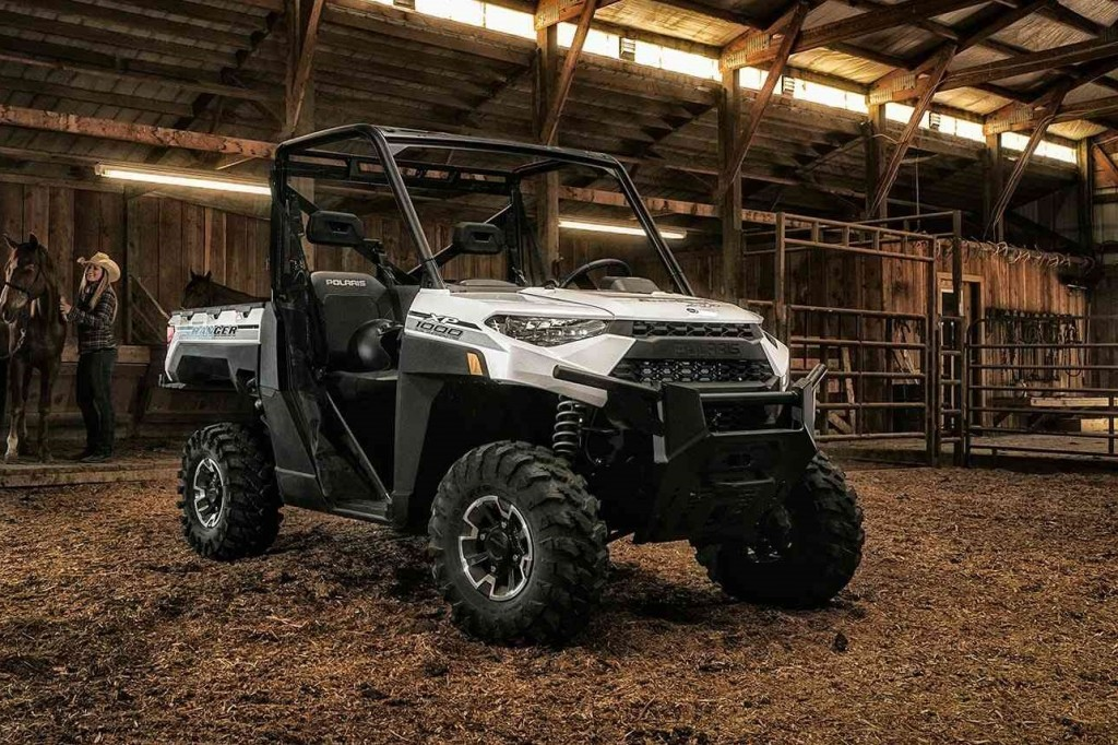 The 2019 Polaris Ranger XP 1000 EPS is one of the most capable utility side-by-sides on the market.