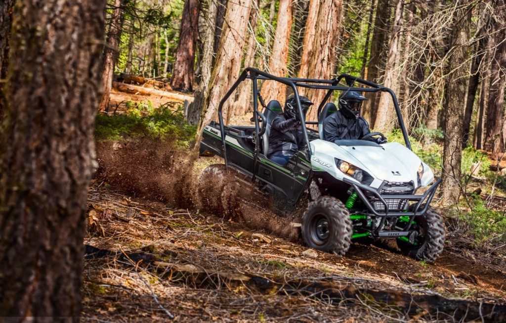 The 2019 Kawasaki Teryx is one of the most impressive yet affordable side-by-sides on the market.