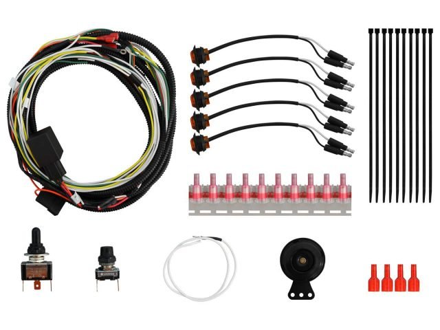 How to Install a Plug & Play Turn Signal Kit on a Polaris General