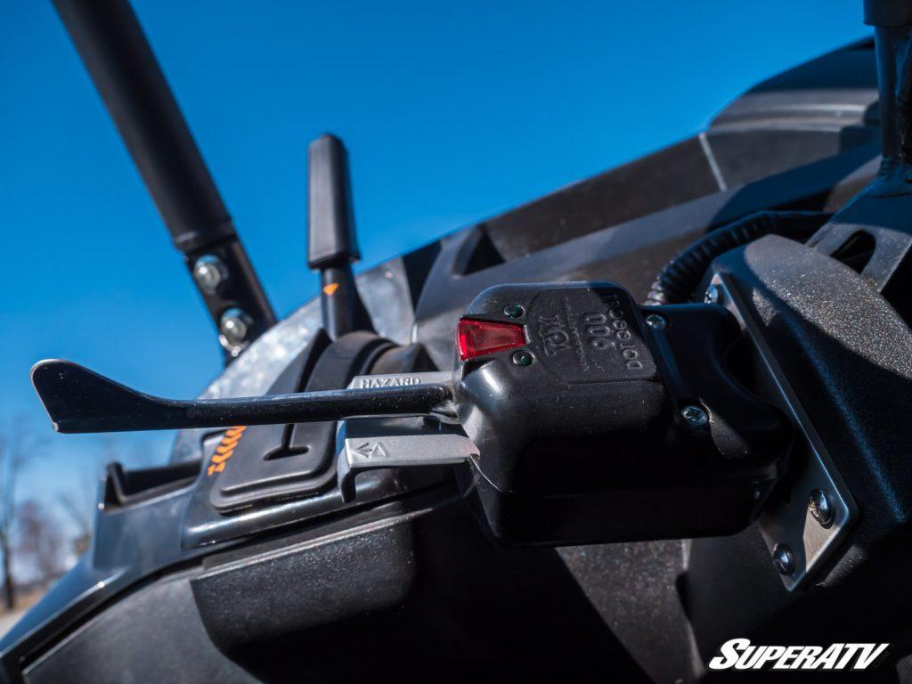 SuperATV turn signal kit