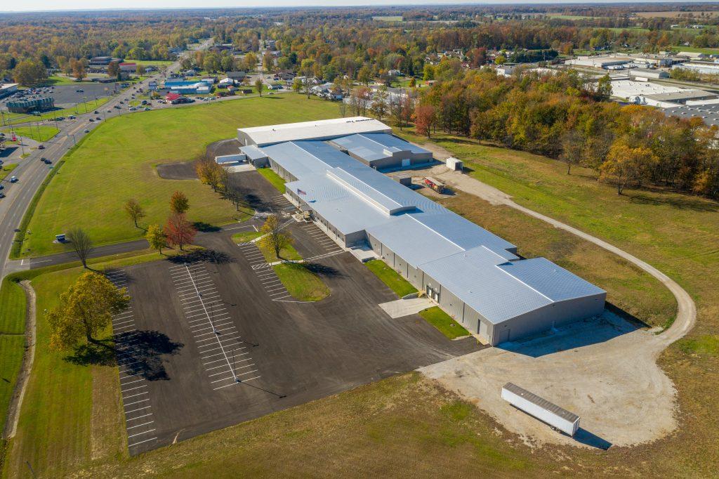 Armor Plastics building in Madison, IN