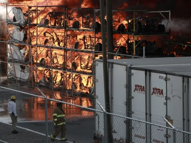 1,000 ATVs Torched in Can-Am Factory Fire