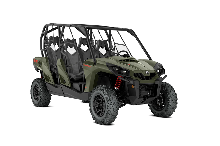 A 4 seater Can-Am Commander