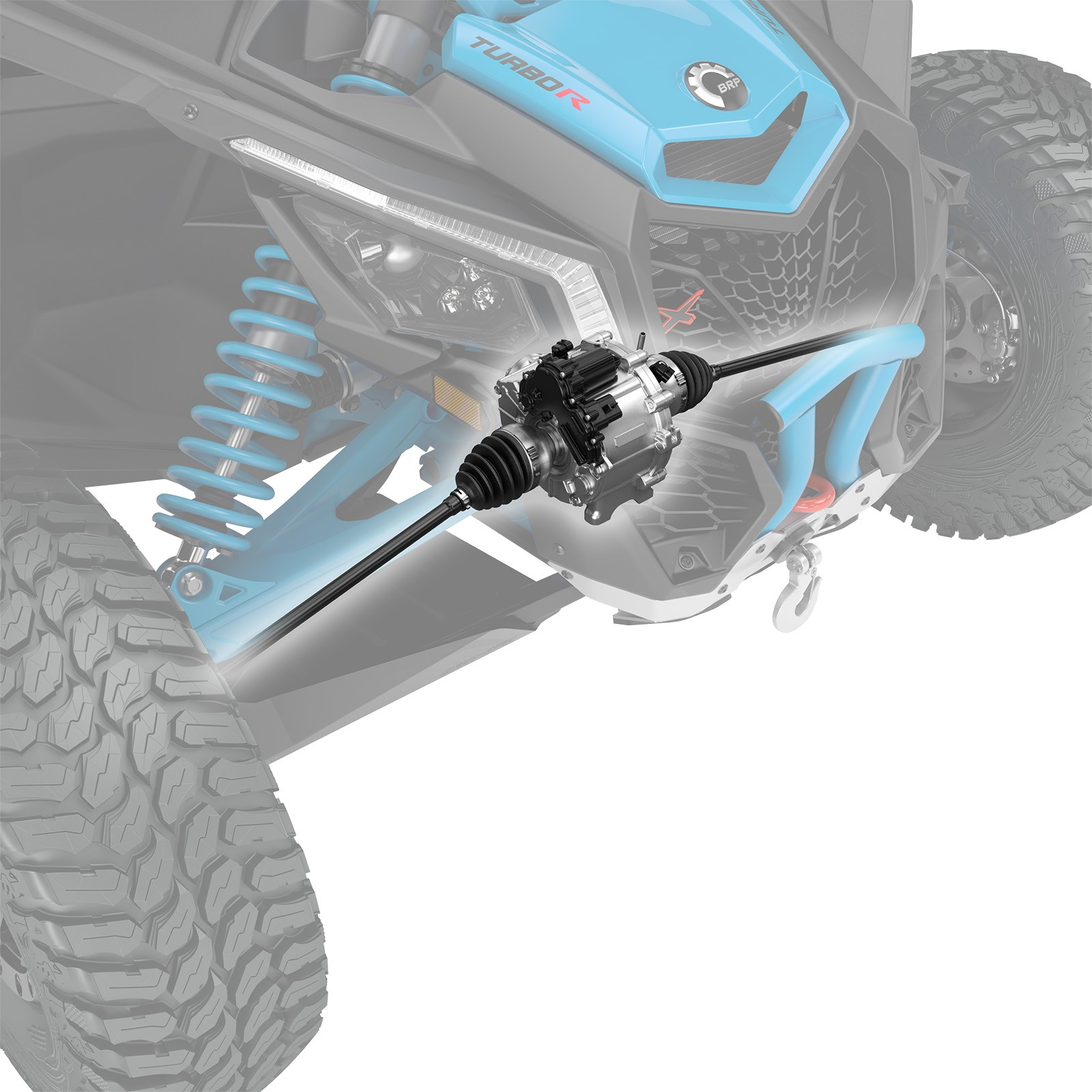 What's up with Can-Am's New Smart-Lok Differential?
