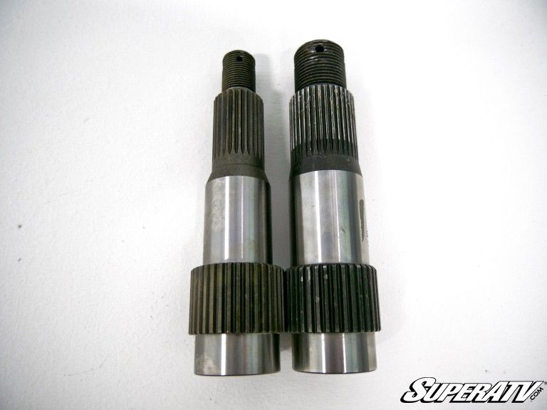 Gen 2 drive shaft comparison.