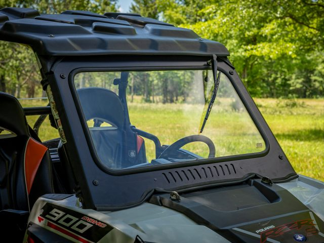 How to Install a Glass Windshield on a Polaris RZR XP 1000