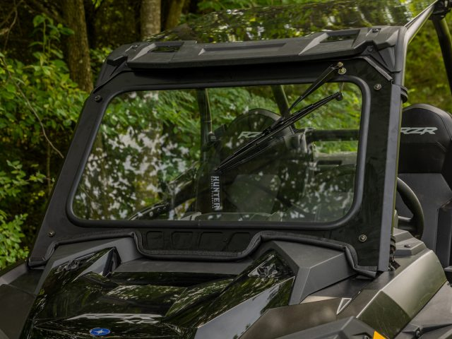 How to Install a Glass Windshield on a Polaris RZR XP Turbo