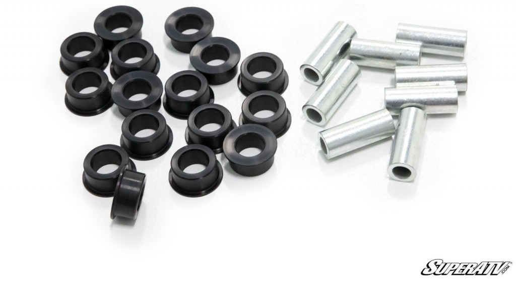 A bushing kit with UHMW bushings. UHMW is the strongest, longest-lasting bushing material you can get.