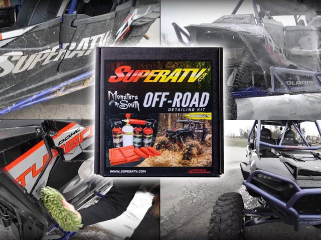 How to Use SuperATV's Complete Off-Road Detailing Kit