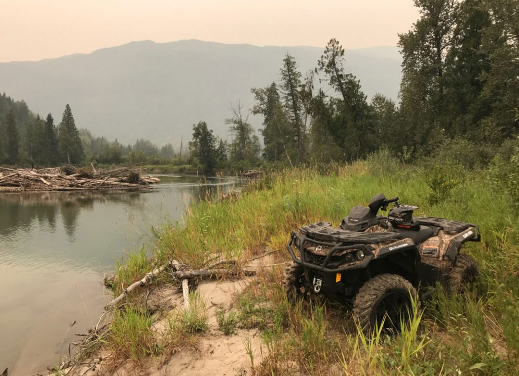 Despite their small size, ATVs can be the perfect hunting companions. Some even have enough storage and towing capacity to haul home small deer.