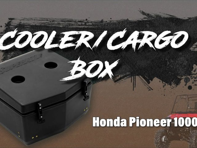 How to Install a Cooler/Cargo Box on a Honda Pioneer 1000-5