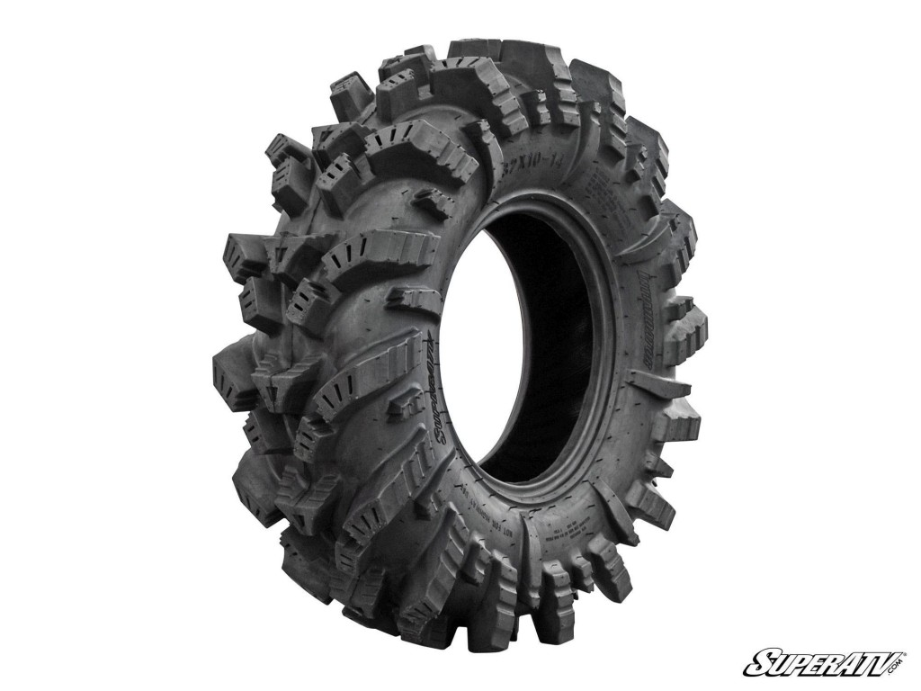 The Intimidator Tire is an all-terrain tire with a mud soul.