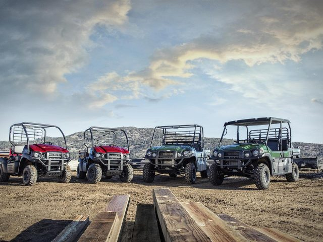 Strong Sets the Stage—The Kawasaki MULE's History