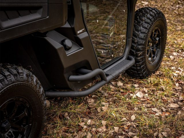 How to Install Heavy-Duty Nerf Bars on a Can-Am Defender