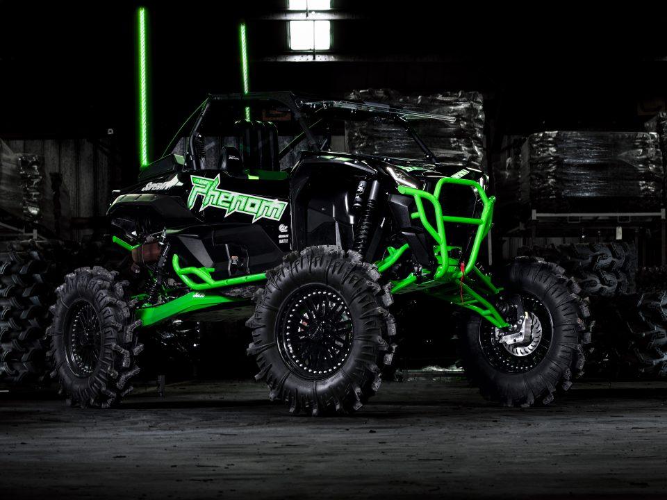 Phenom, a Kawasaki Teryx KRX 1000 build