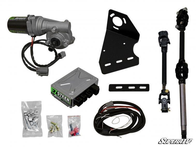 SuperATV power steering kit