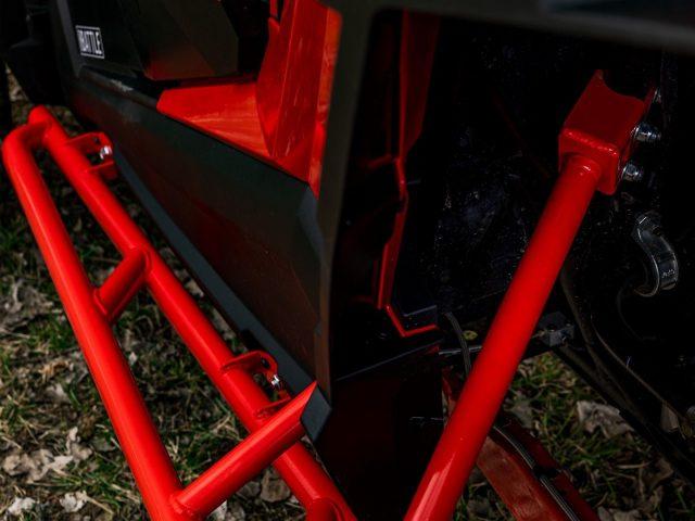 How to Install Tree Kickers on a Polaris RZR XP 1000