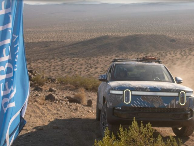 Rebelle Rally: The First Women-Only Off-Road Competition