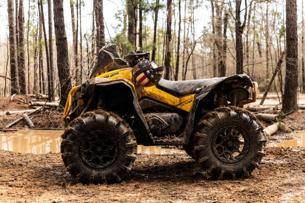 Can-Am Renegade X MR 1000R