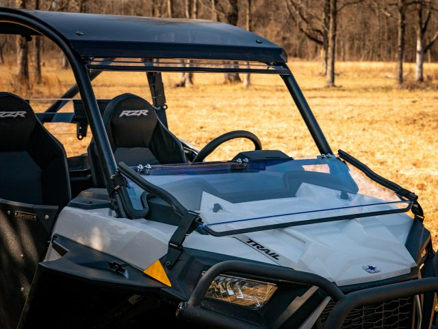How to Install a Flip Down Windshield on a Polaris RZR Trail 900/S 900/S 1000