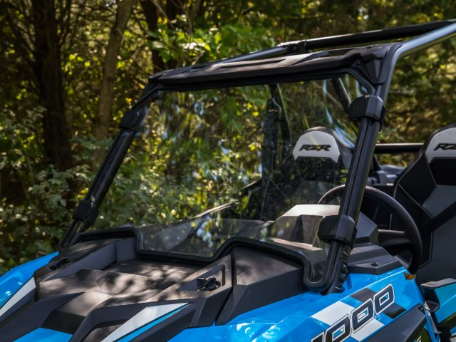 How to a Install Full Windshield on a Polaris RZR XP 1000
