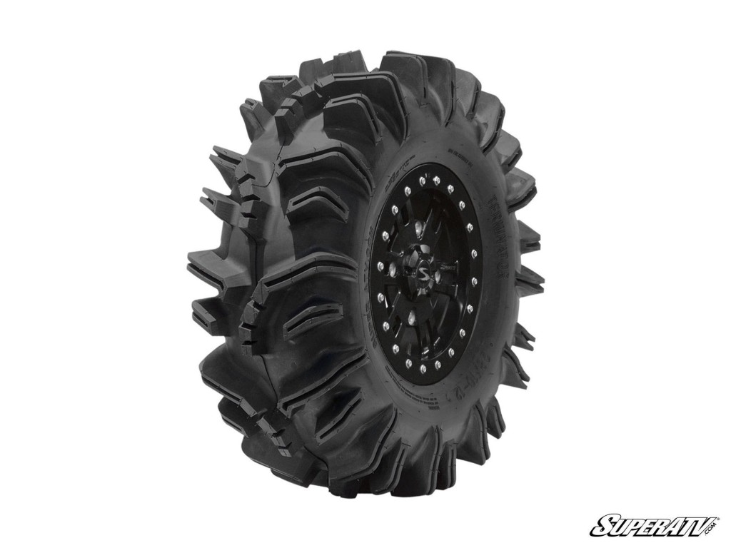 Terminator tires are great mud tires but they ride well everywhere.