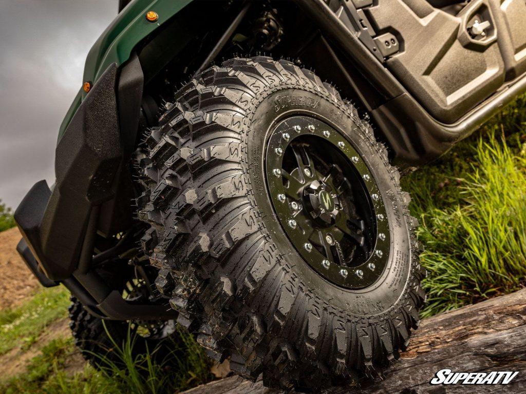 SuperATV's XT Warrior Tires