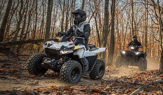 ATVs and UTVs for Kids: A Buyer's Guide